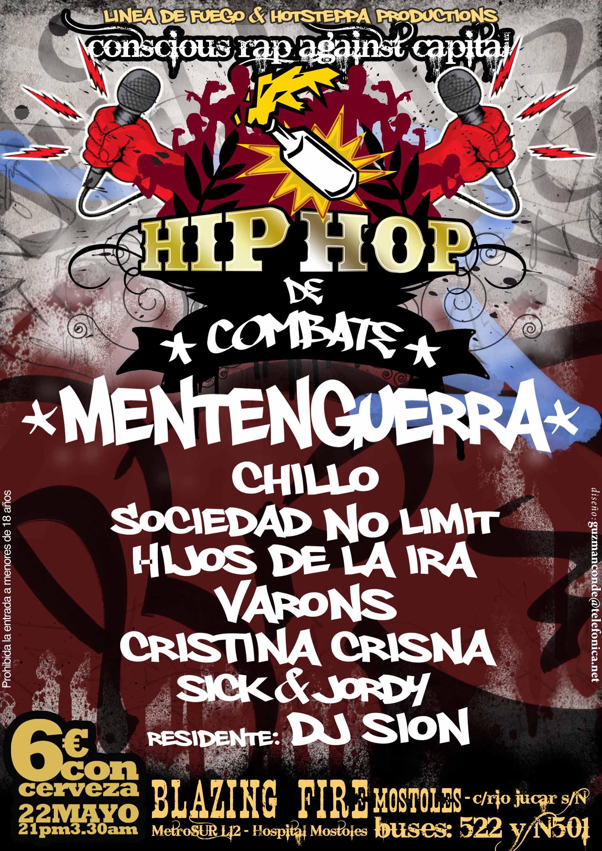 d8684be09491f Festival de Hip Hop de combate - Nodo50. Contrainformación en la Red